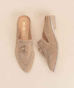 The Andrea Studded Mule