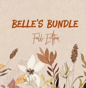 The Fall Belle's Bundle