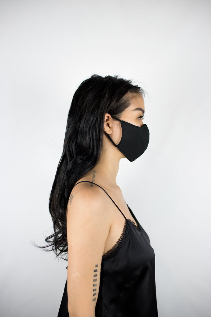 3-PACK SILKY FACE MASKS