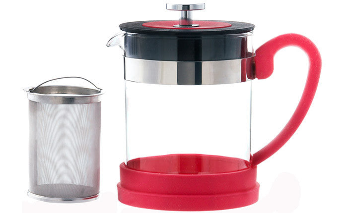 Tea Infuser - Red