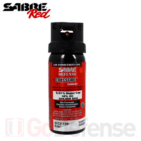 Aérosol Sabre Red MK3 Crossfire 45ML Stream