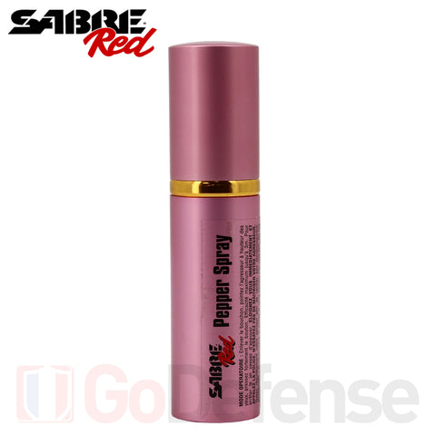 Spray Gaz Poivre SABRE RED Lipstick 20 ml Rose