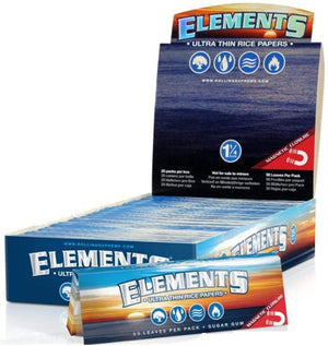 Element Ultra Thin Papers (1 Box)