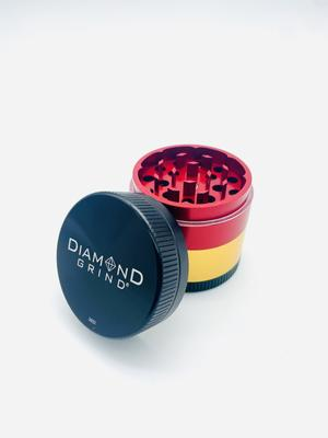 Diamond Grinder 50mm 4 Piece
