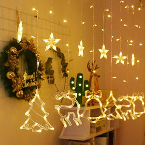 Bell String Light Decoration