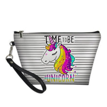 Load image into Gallery viewer, Unicorn Makeup Bag