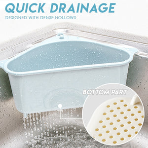 Sink Drain and Storage