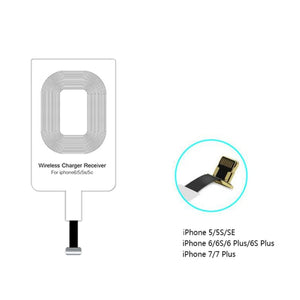 Universal 5W Wireless Charger Portable Charger for Android Iphone Sumsung Mobile Phone Fast Charging Adapter Wireless