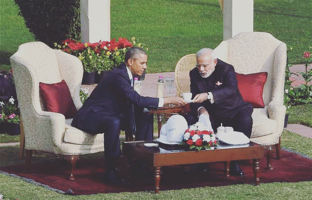 Do you know which tea PM Modi offered to Obama at Hyderabad house 6years back?