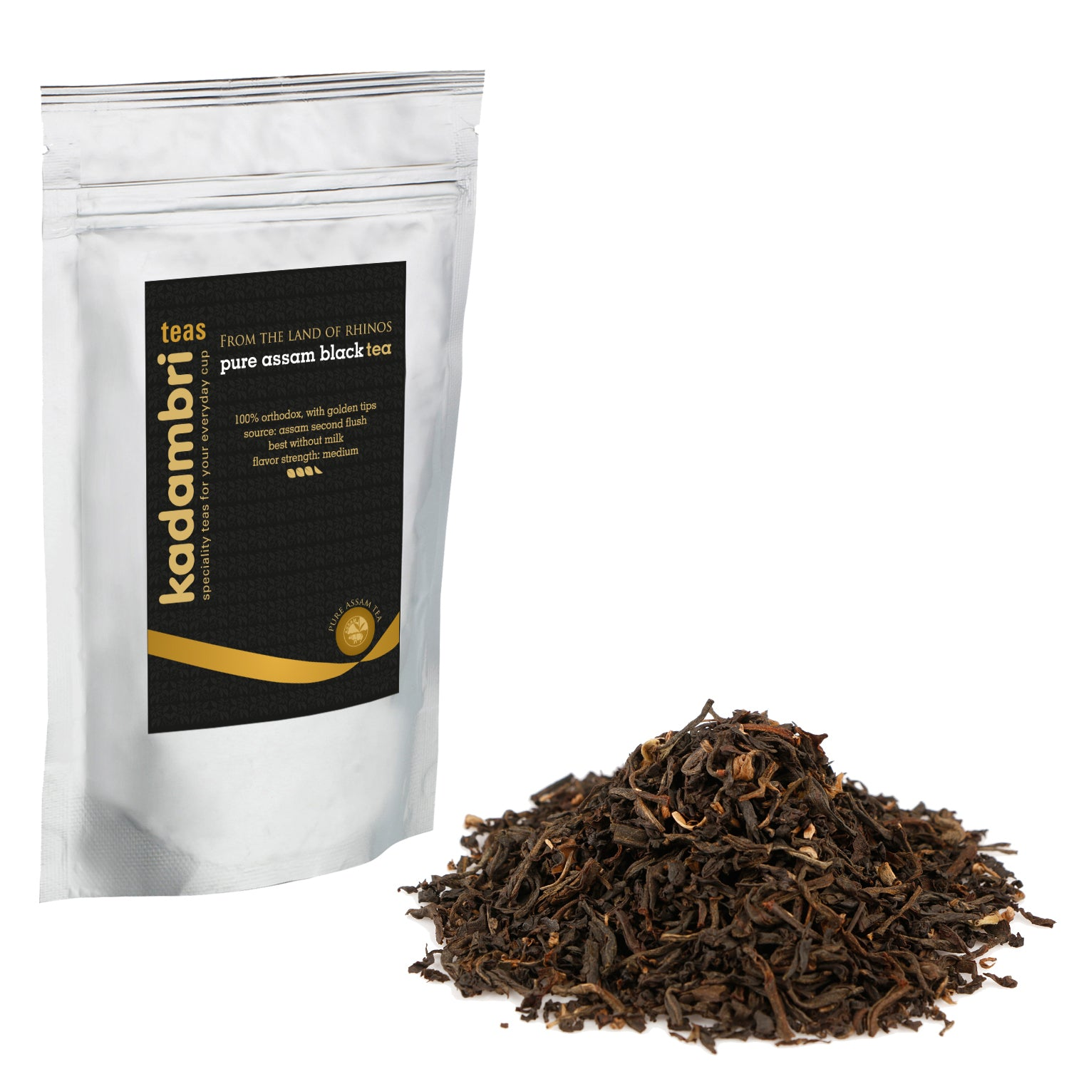 holi tea gifts from kadambri teas - premium loose leaf teas