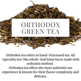 orthodox tea health benefits