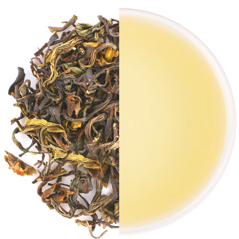 Buy 100% Certified Organic Green Tea - Loose Leaf, Natural Green Tea