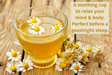 what is chamomile tea - sleep tea