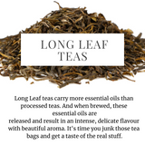 Buy Best Loose Leaf Teas Online - green tea leaves online
