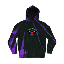 Load image into Gallery viewer, BAT HOODiE - TiE DYE (PURPLE)