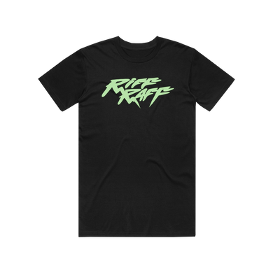 RiFF RAFF LOGO T-SHiRT - GLOW-IN-THE-DARK