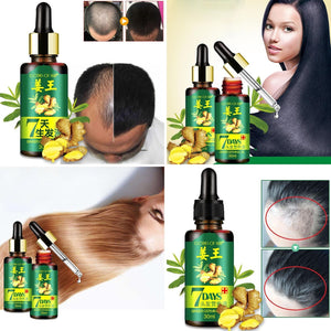 EasyGrow™ 7 Days Ginger Germinal Hair Growth Serum