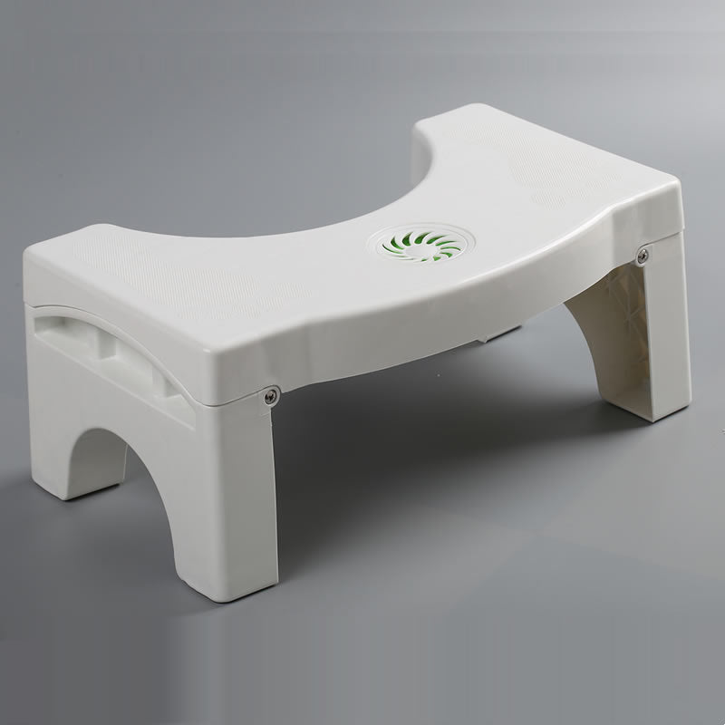 Folding Multi Function Toilet Stool Safge