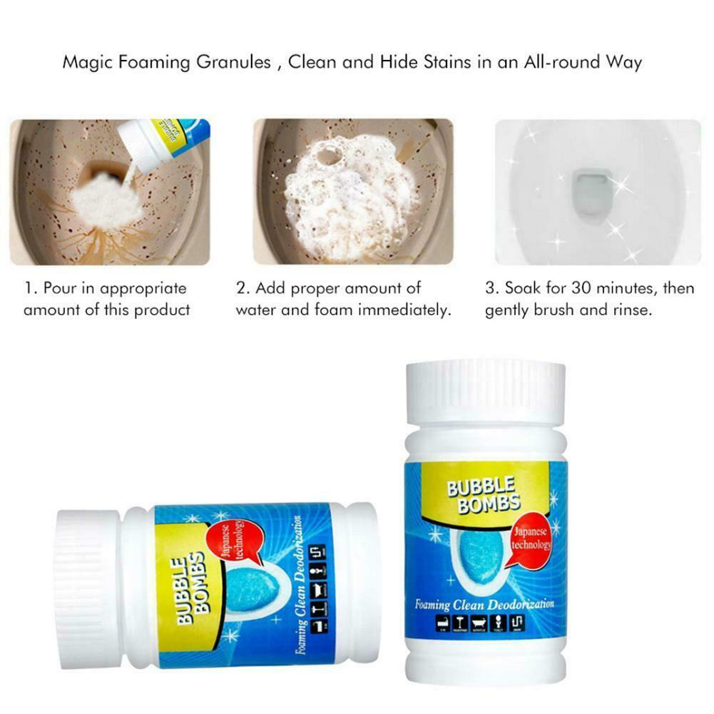 All Purpose Quick Foaming Toilet Cleaner Safge