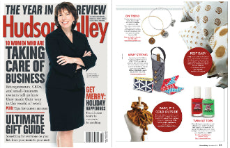 Hudson Valley Magazine Holiday Gift Guide