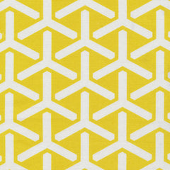 Fabric {Yellow Tri}