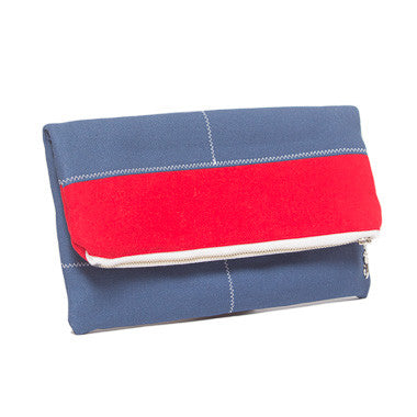 Foldover Clutch {pocket}