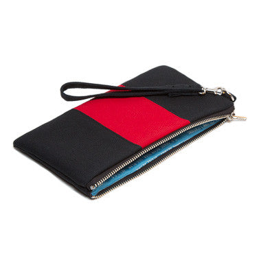 Pencil Wristlet & Bifold Gift Set {Metro Black}