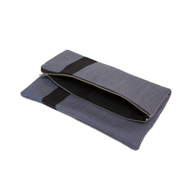 Cadet Grey Clutch