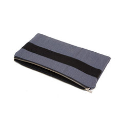 Large Clutch {Cadet Grey}