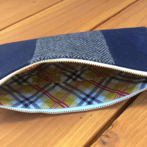 Wool Clutch {Various}