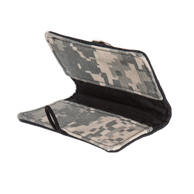 Foundation Bifold in Camo