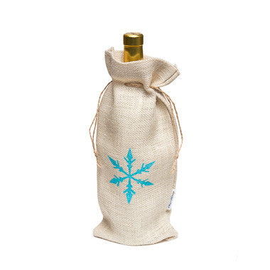 Spec Wine Bag {Snow}