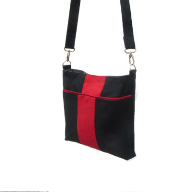 Metro Crossbody Buddy {Black}