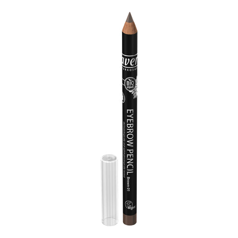 Lavera Crayon sourcils trend sensitiv brown 01