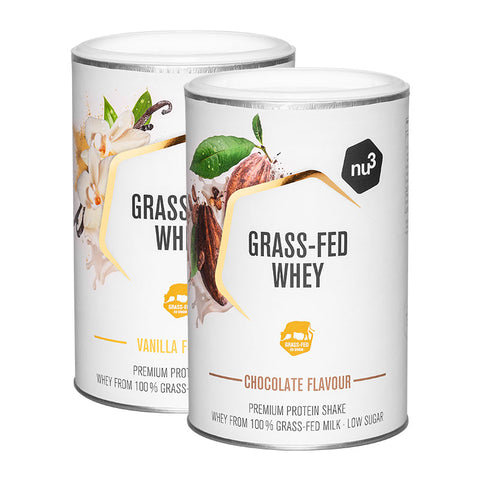 nu3 Grass-Fed Whey, isolat de whey