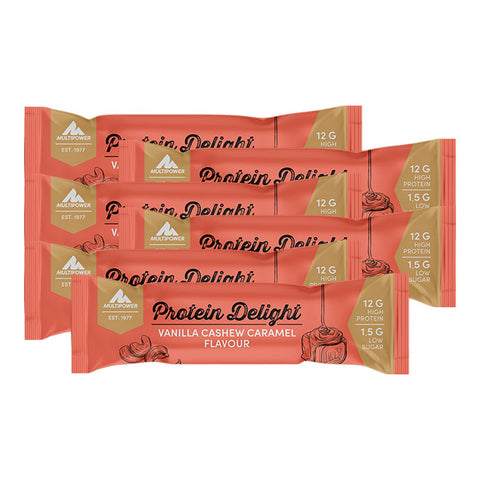 Multipower Protein Delight Barre protéinée