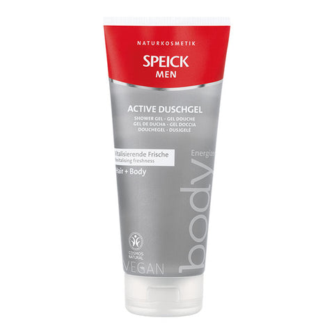 Speick, Gel douche men active