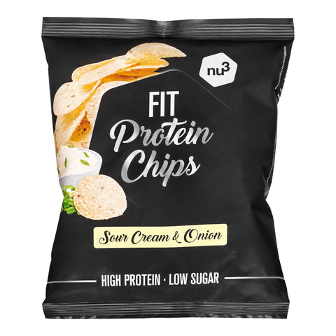 nu3 Fit Chips protéinées