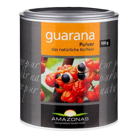 AMAZONAS Guarana naturelle