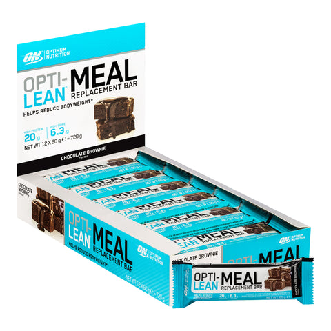Optimum Nutrition Opti-Lean Meal Replacement Barres