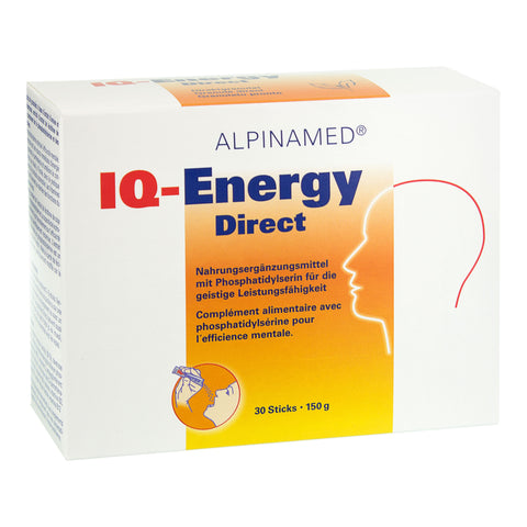 Alpinamed IQ-Energy direct, granulés