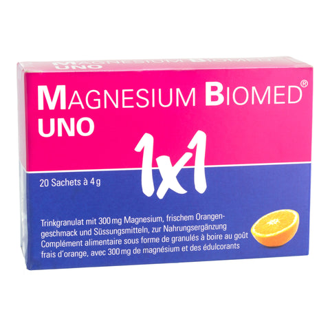 Biomed Magnesium UNO, orange