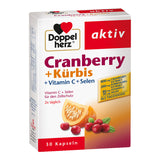 Doppelherz cranberry-courge