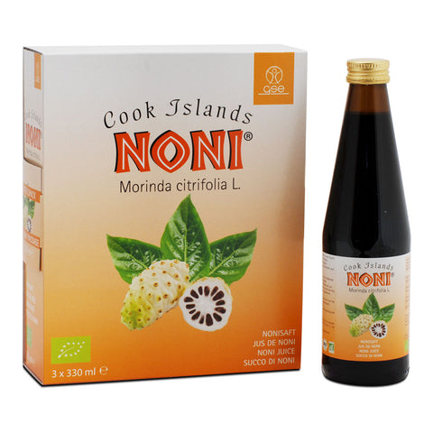 GSE Cook Islands Noni bio, jus