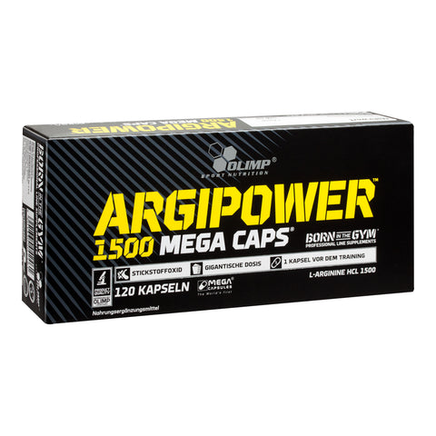Olimp Argi Power, gélules d'arginine