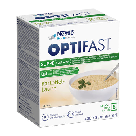 OPTIFAST Home Soup regime