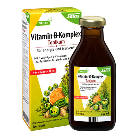 Salus Tonique Complexe vitamine B
