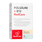 RedCare Acide folique + vitamine B12