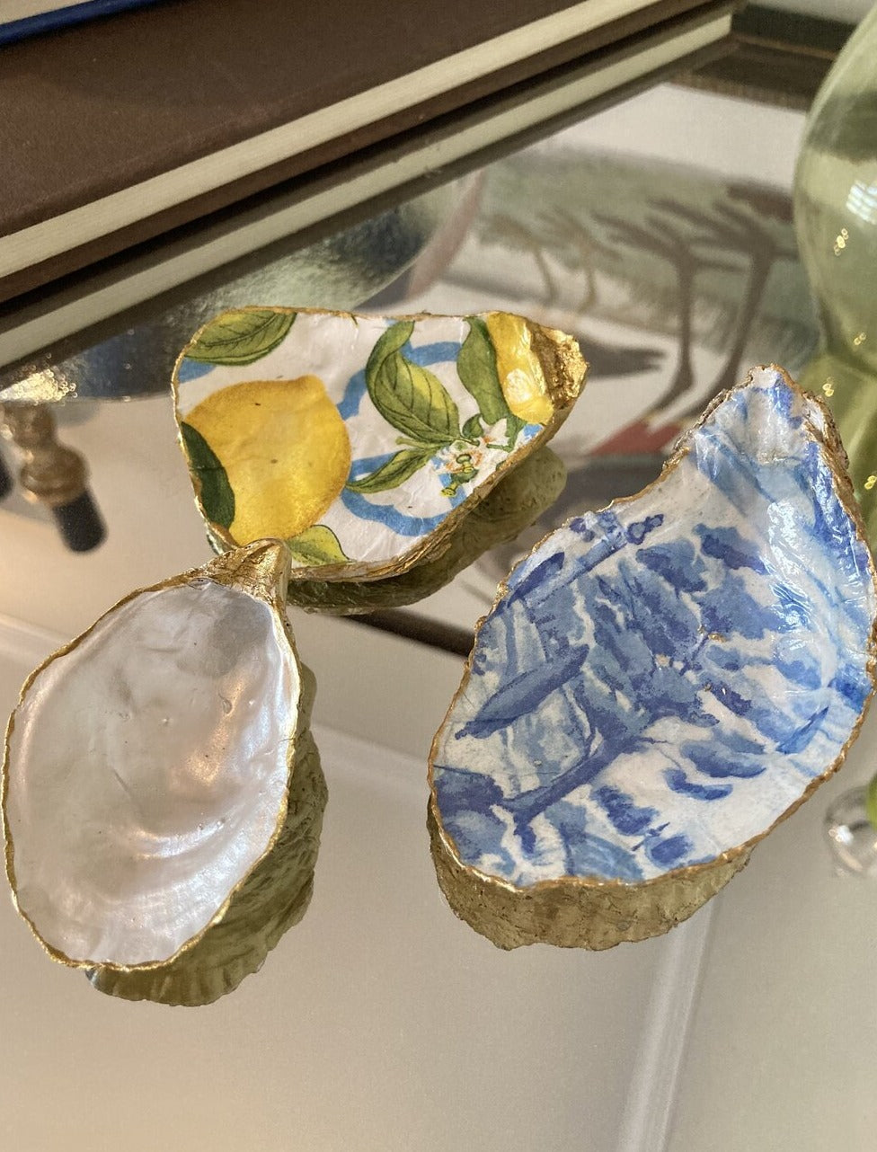 Decorative Oyster Shell