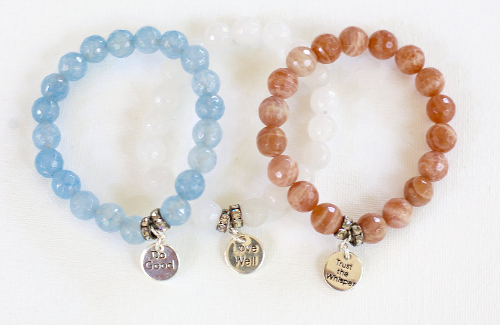 The Hundred Story Home Bracelets